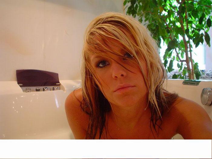 ducha joder amigo rubia