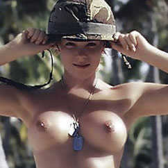 mujeres amateur desnudas militares