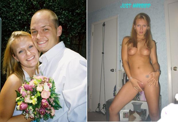 Fotos de esposa desnuda vestida
