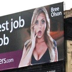Publicidad Bree Olson