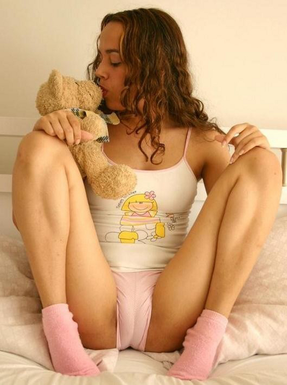 vaginas camel toe desnudas